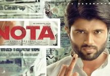 Vijay Deverakonda Nota Review