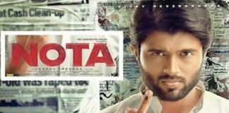 Vijay Deverakonda Nota Review