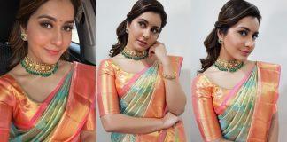 Actress Raashi Khanna Latest Photos