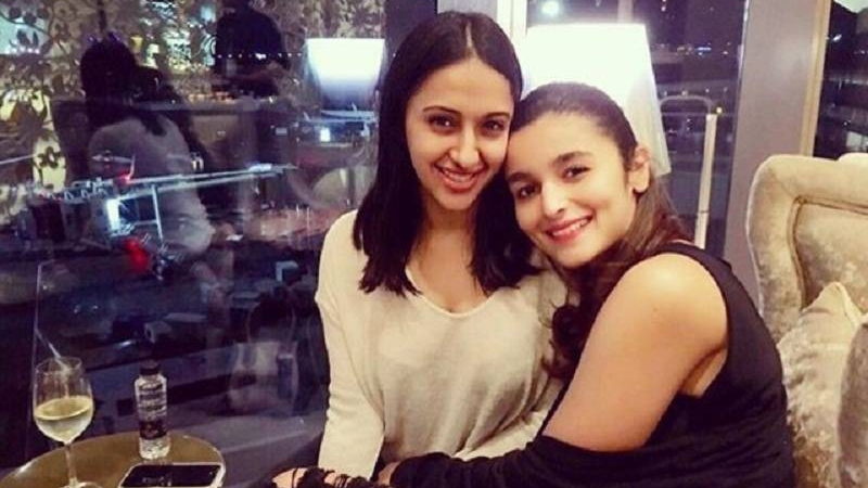 Alia Bhat And Shaheen