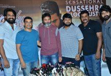 Aravindha Sametha Movie Press Meet Images