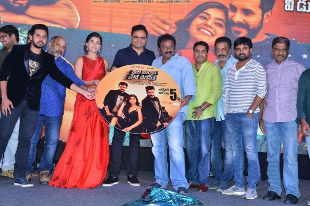 Bhale Manchi Chowka Beram Movie Pre Release Event Photos