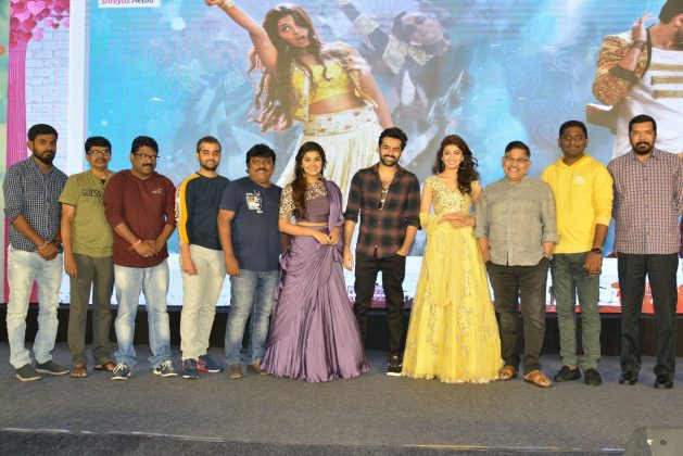 Hello Guru Prema Kosame Movie Success Meet Images