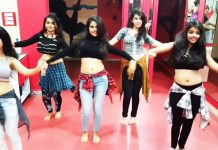 College Girls Belly Dance