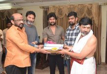 Nani's Jersey Movie Pooja Ceremony Images