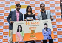 Rashmika Mandanna Launches Happi Mobiles At Banjara Hills Images
