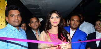 Actress Surabhi Launches Swadesh Restaurant At Kondapur Images