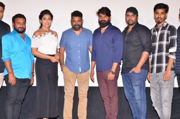 Veera Bhoga Vasantha Rayalu Movie Trailer Launch Event Images