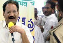 Nakka Anand Babu about YS Jagan