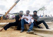 Upasana Kamineni Revealed about RRR Movie Shoot