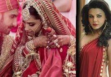 Rakhi Sawat Shocking Comments on Deepika Padukone Ranveer Singh Marriage