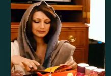 Sonali Bendre Diwali Celebrations