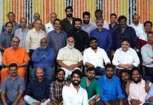 RRR Movie Launched