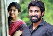 Sai Pallavi and Rana Daggubati Movie