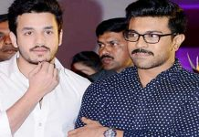 Ram Charan Movie With Akhil Akkineni
