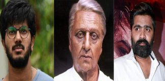 Simbu, Dulquar Salman In Kamal Haasan's Bharatheeyudu 2