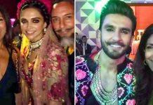 Deepika Padukone Ranveer Singh Wedding Dance Images