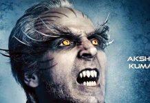Akshay Kumar's Getup Link in 2.0 Movie