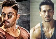 Tiger Shroff Ready To Act With Allu Arjun