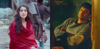 Sara Ali Khan And Sushant Singh Rajput in Jaan Nisaar Song From Kedarnath Movie