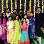 Mega Family Diwali Celebrations Images