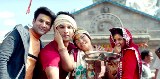 Namo Namo Video Song From Kedarnath Movie