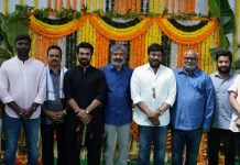 RRR Movie Opening Ceremony Images