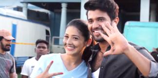 Taxiwaala Movie Making Video Vijay Deverakonda,
