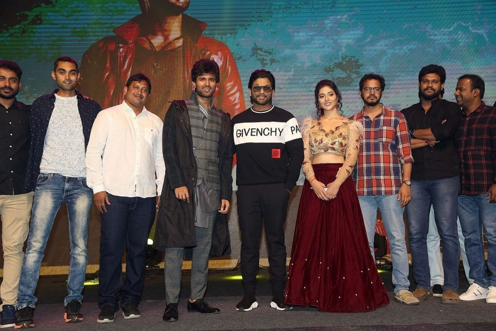 Taxiwaala Movie Pre Release Event Images