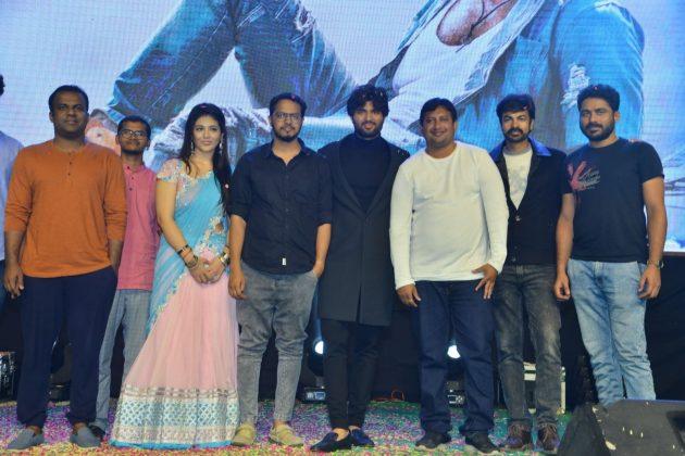 Taxiwaala Movie Success Celebrations In Bhimavaram Images