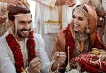 First Wedding Pics Of Ranveer-Deepika