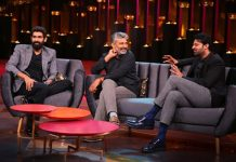Baahubali Team Koffee With Karan Show