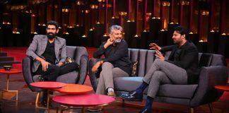 Baahubali Team Koffee With Karan Show
