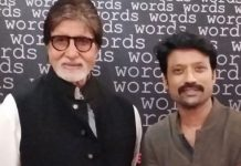 SJ Surya With Amitabh Bachchan