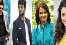 Celebrities On Voting Day In Telanagana