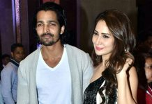Kim Sharma With Boyfriend Harshavardhan Rane