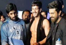 Ram Charan Dance With Akhil Akkineni