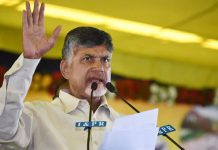 Chandrababu naidu about Lagadapati Survey