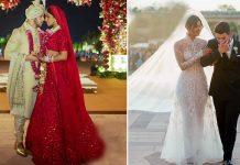 Priyanka Chopra Wedding Images