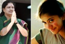 Sai Pallavi As Sasikala's Role