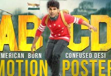 ABCD America Born Confused Desi Movie Motion Poster