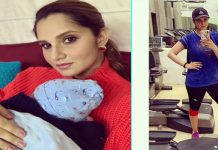 Sania Mirza Jim Images
