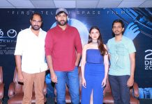 Antariksham 9000 KMPH Movie Success Meet Photos