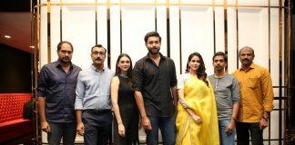 Antariksham 9000 KMPH Movie Trailer Launch Event Images