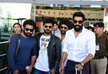Celebrities At Jaipur To Attend SS Rajamouli Son Kartjikeya's Wedding