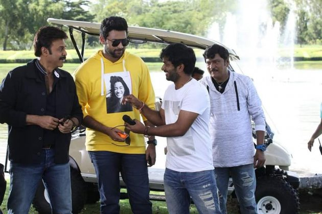 F2 Movie Working Photos