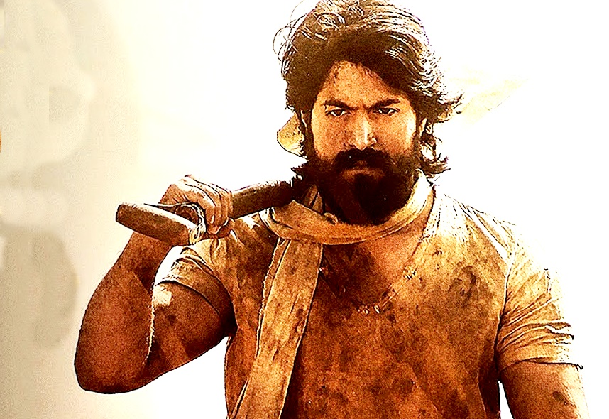 KGF Movie Trailer 2