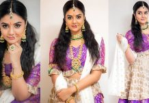 Sreemukhi New Stills