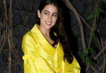 Sara Ali Khan in 'The Immortal Ashwatthama'