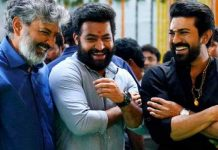 SS Rajamouli's RRR Movie